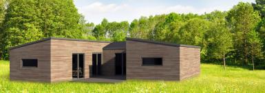 Moderní mobilní domy